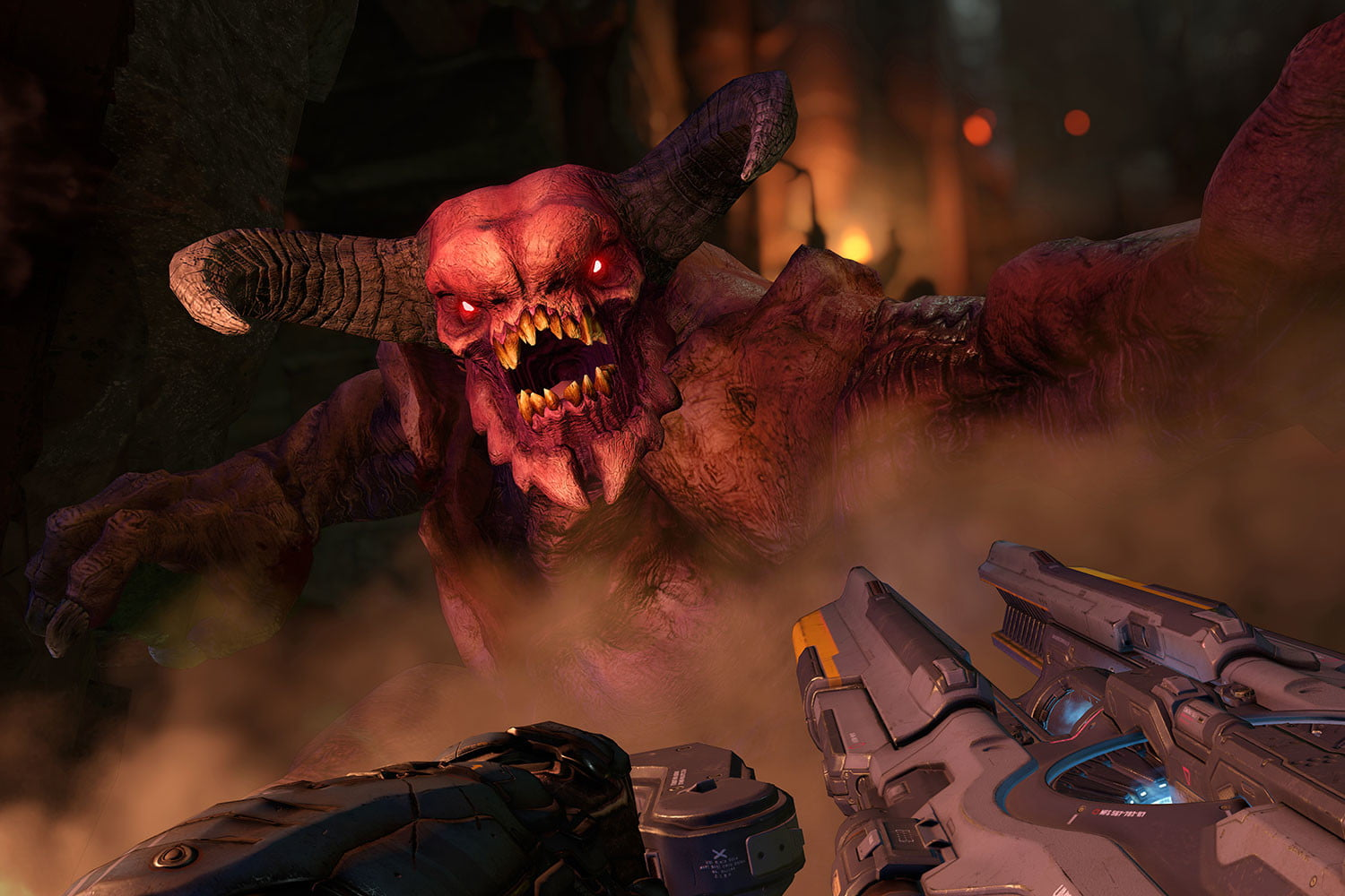 Doom On PC Now Supports Vulkan Via Patch, AMD Drivers | Digital Trends