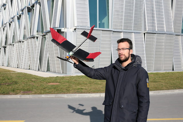 feather winged drone 2