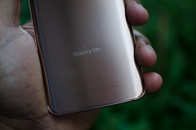 Samsung Galaxy S9 Plus Sunrise Gold