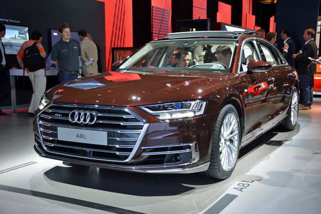 2019 Audi A8 News Pictures Specs Price Performance Digital