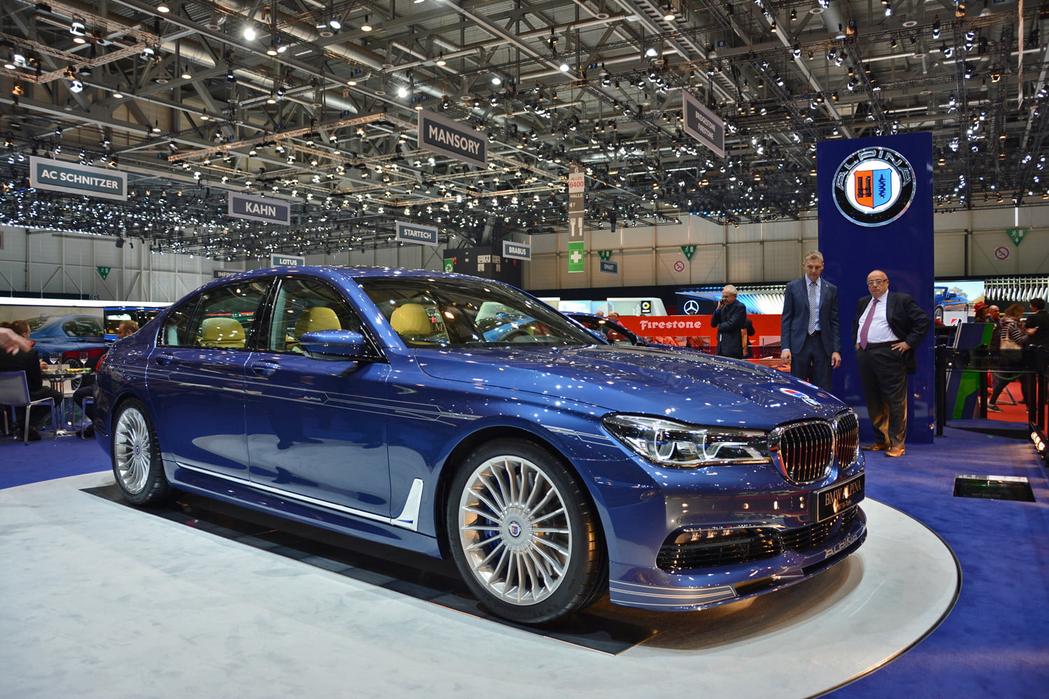 Alpina Turns The Series Into The AMGpunching Supersedan That - B7 bmw price