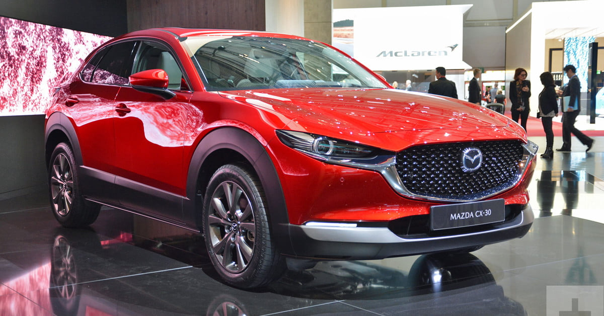 2020 Mazda CX-30 Crossover Offers Alternative to the CX-3 | Digital