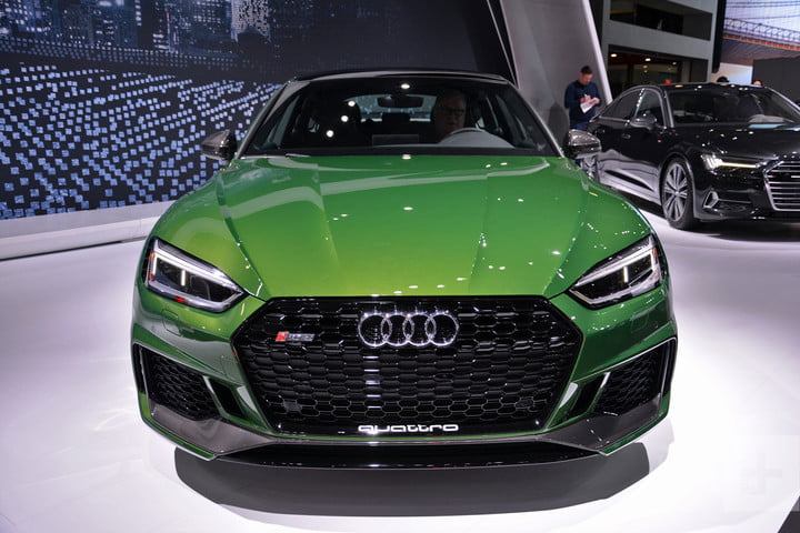 Audi Joins BMW And MercedesBenz In Sitting Out The Detroit - Mercedes tx car show