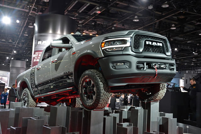 2019 Ram 2500 And 3500 Heavy Duty Debut At 2019 Detroit