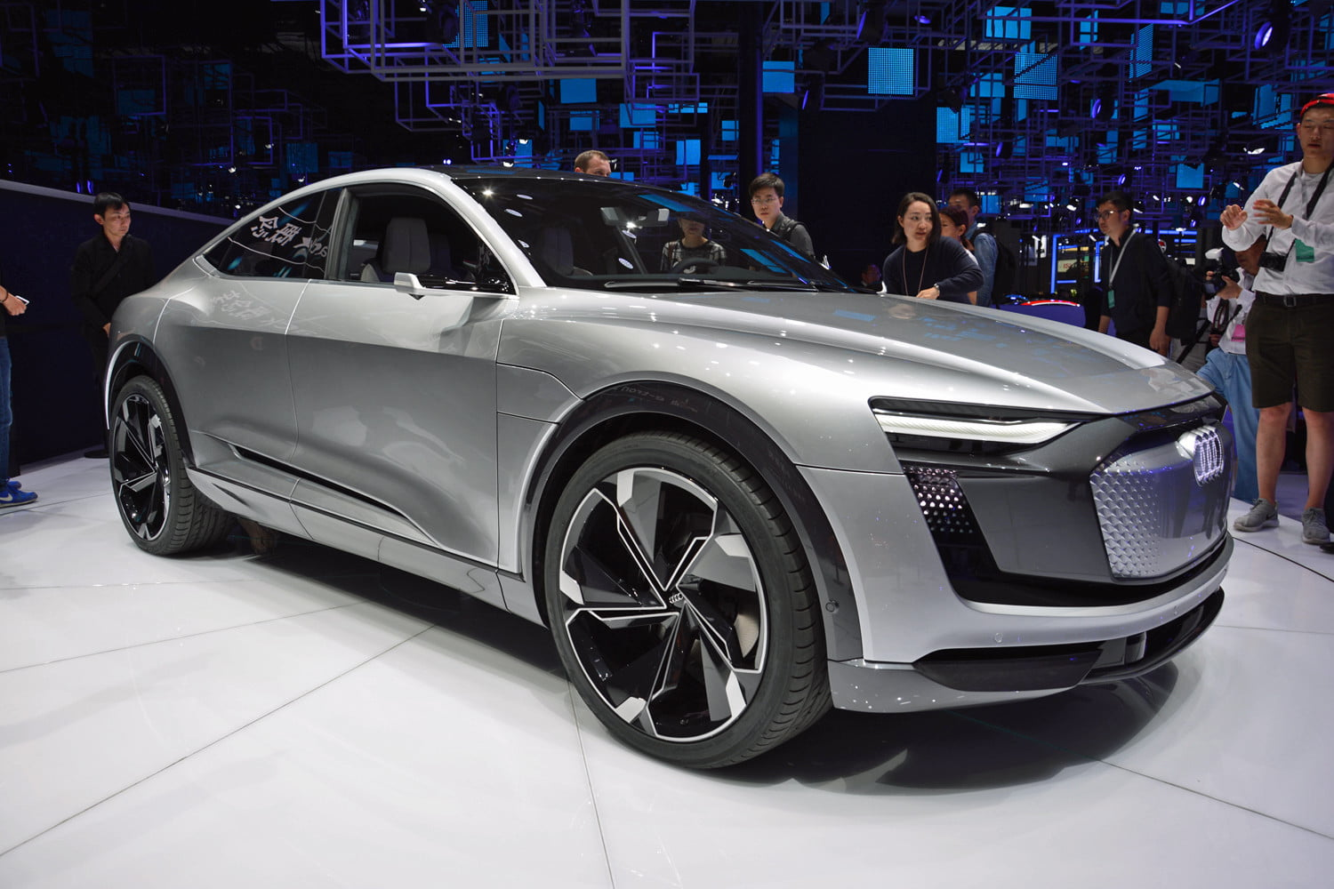 Audi Plans 10 Electric Cars By 2025, Most On A Modular Platform | Digital  Trends