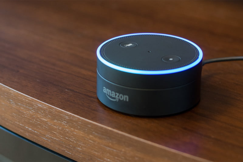 A Photographic Memory For Amazon's Alexa? This Start-Up