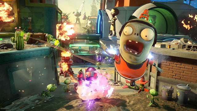 best games to play during super bowl halftime show dtsuperbowlgardenwarfare2