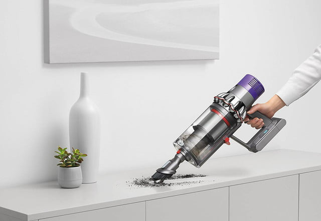 dyson vacuum cleaner deals on amazon cyclone v10 absolute lightweight cordless stick 4