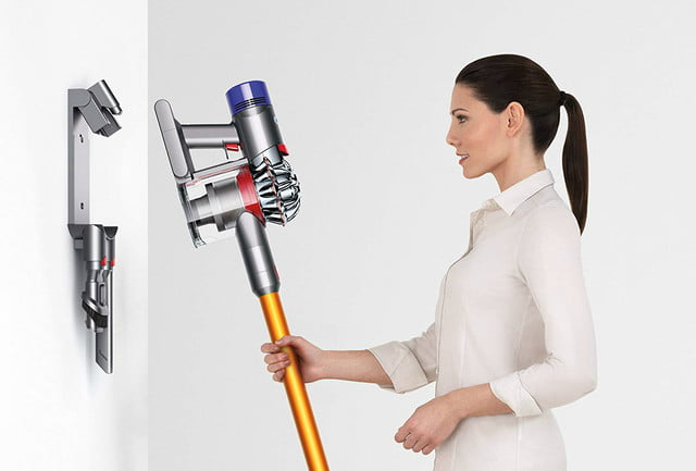 dyson vacuum cleaner deals on amazon v8 absolute cordless stick yellow 5