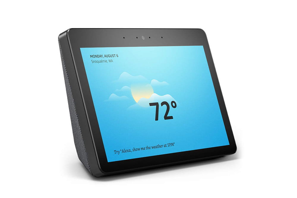 ring security system essentials echo show