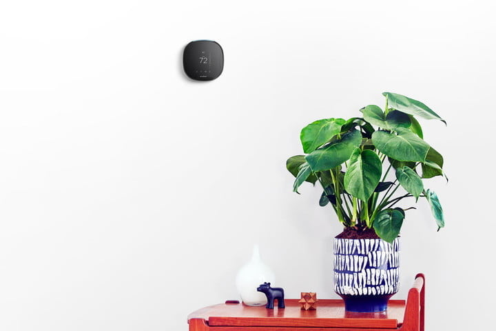 Ecobee4 smart thermostat plant