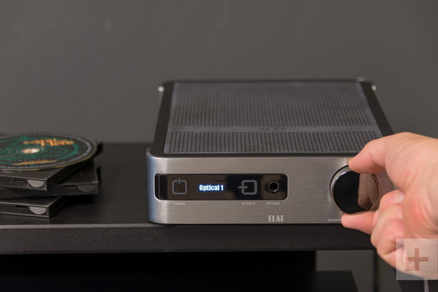 Elac Integrated Amplifier review hero