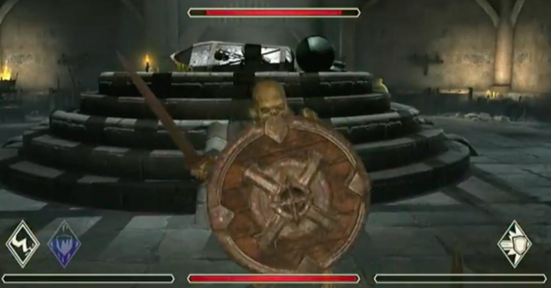 The Elder Scrolls Blades Is A Free To Play Mobile Rpg