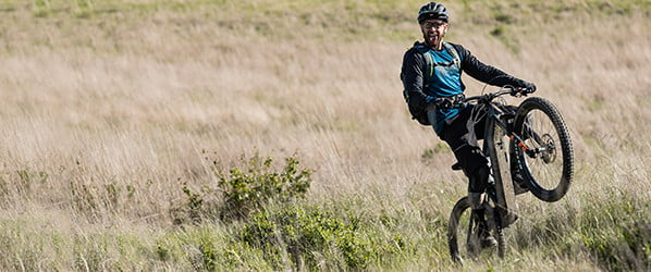 Electric mountain bikes are turning purist scoffs into smiles