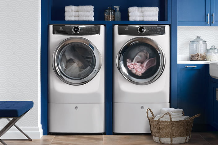 electrolux washer and dryer. washer and dryer sharing? electrolux suggests an \u0027uber for laundry\u0027 service