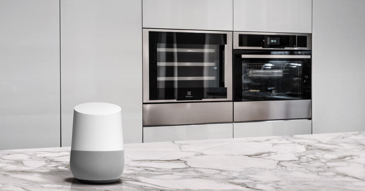 Talk To Your GE And Electrolux Appliances Through Google Assistant |  Digital Trends
