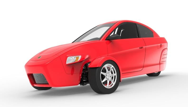 Elio Motors Three Wheels 84mpg And A 5 Star Crash