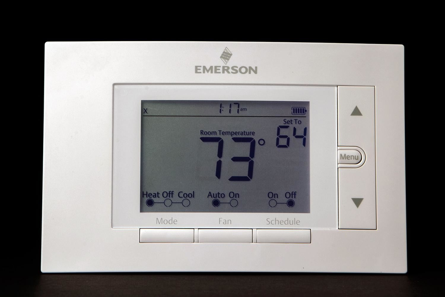 Emerson Sensi Thermostat review | Digital Trends