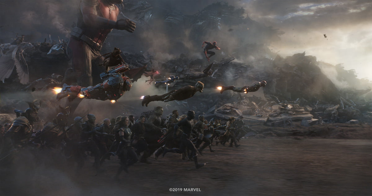 avengers endgame visual effects group 2