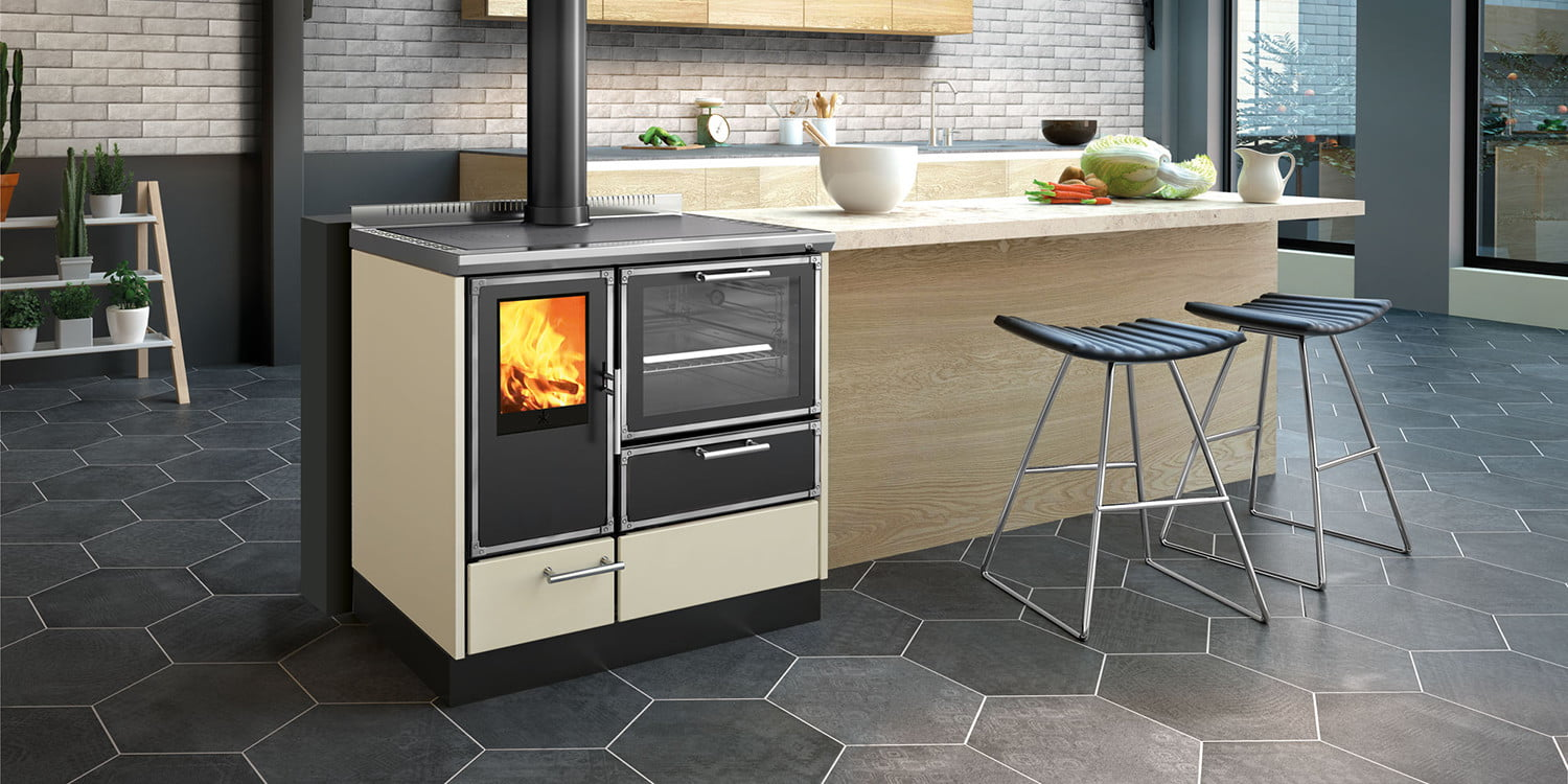 Here S A Modern Take On The Wood Burning Stove Are You Stoked