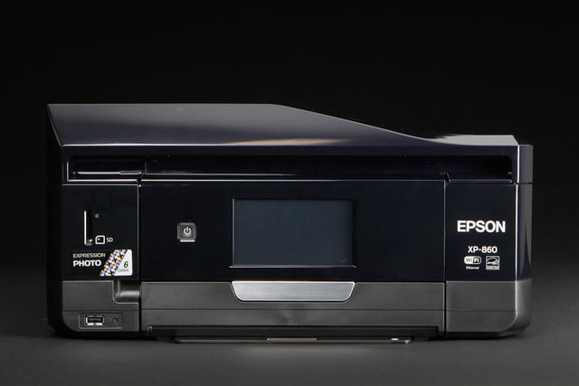 Epson XP-860 front closed