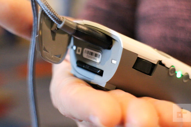 esight smart glasses blind amazing charging port cs