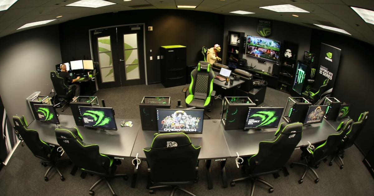 Munich and Shanghai are getting their own Nvidia esports boot camps
