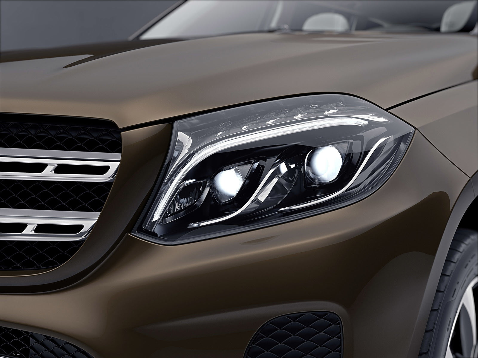 Mercedes benz reveals suave gls grand edition ahead of for Mercedes benz use