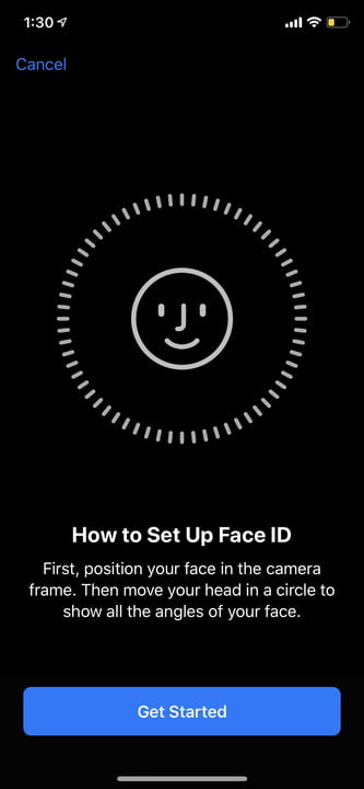 iphone xr settings face id  passcode 2