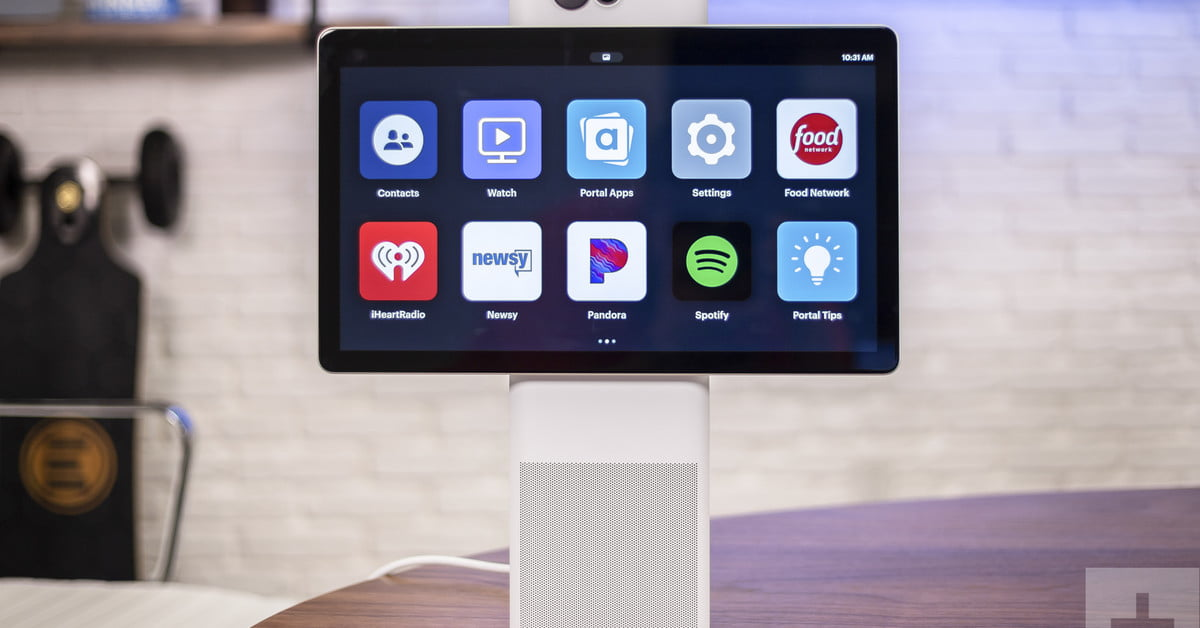 Facebook says new Portal video-chat devices are coming in the fall