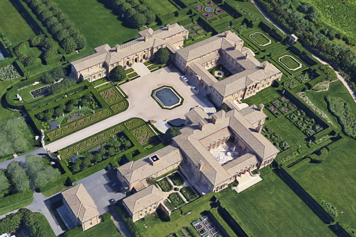 Biggest House In The World Fair Field Mansion