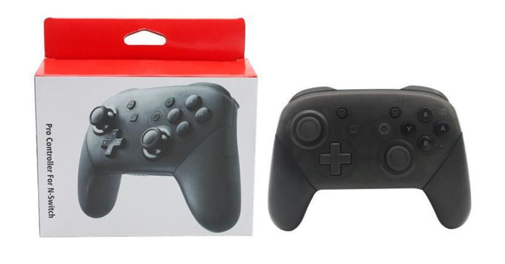 Fake Pro Controllers for the Nintendo Switch hit the internet