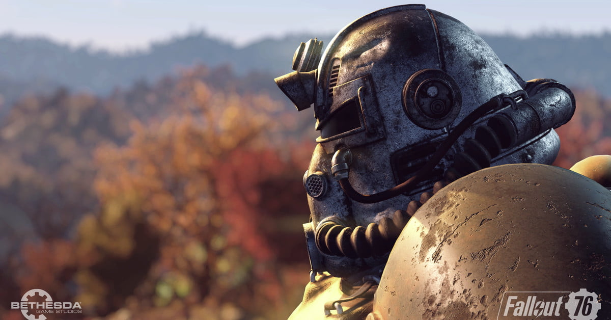 Bethesda Says Fallout 76 Won't Go Free-to-Play | Digital Trends