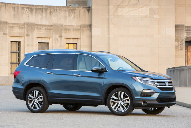 2018 Honda Pilot Release Date >> 2018 Honda Pilot Release Date Pictures Specs Prices Features