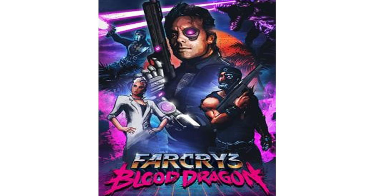 far cry 3 blood dragon download for android