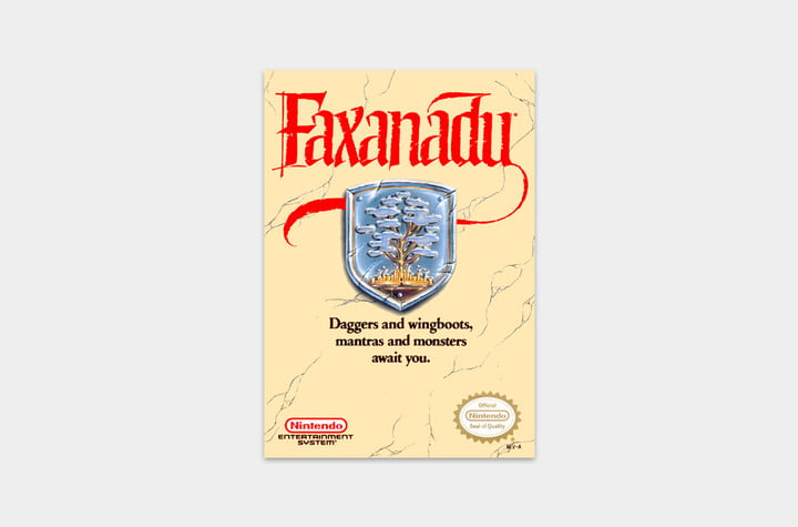 best nes games ever fax cover