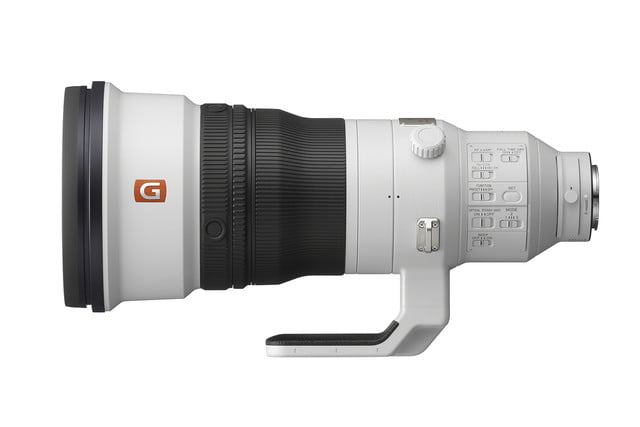sony fe 400mm f28 gm oss announced  sel400f28gm b