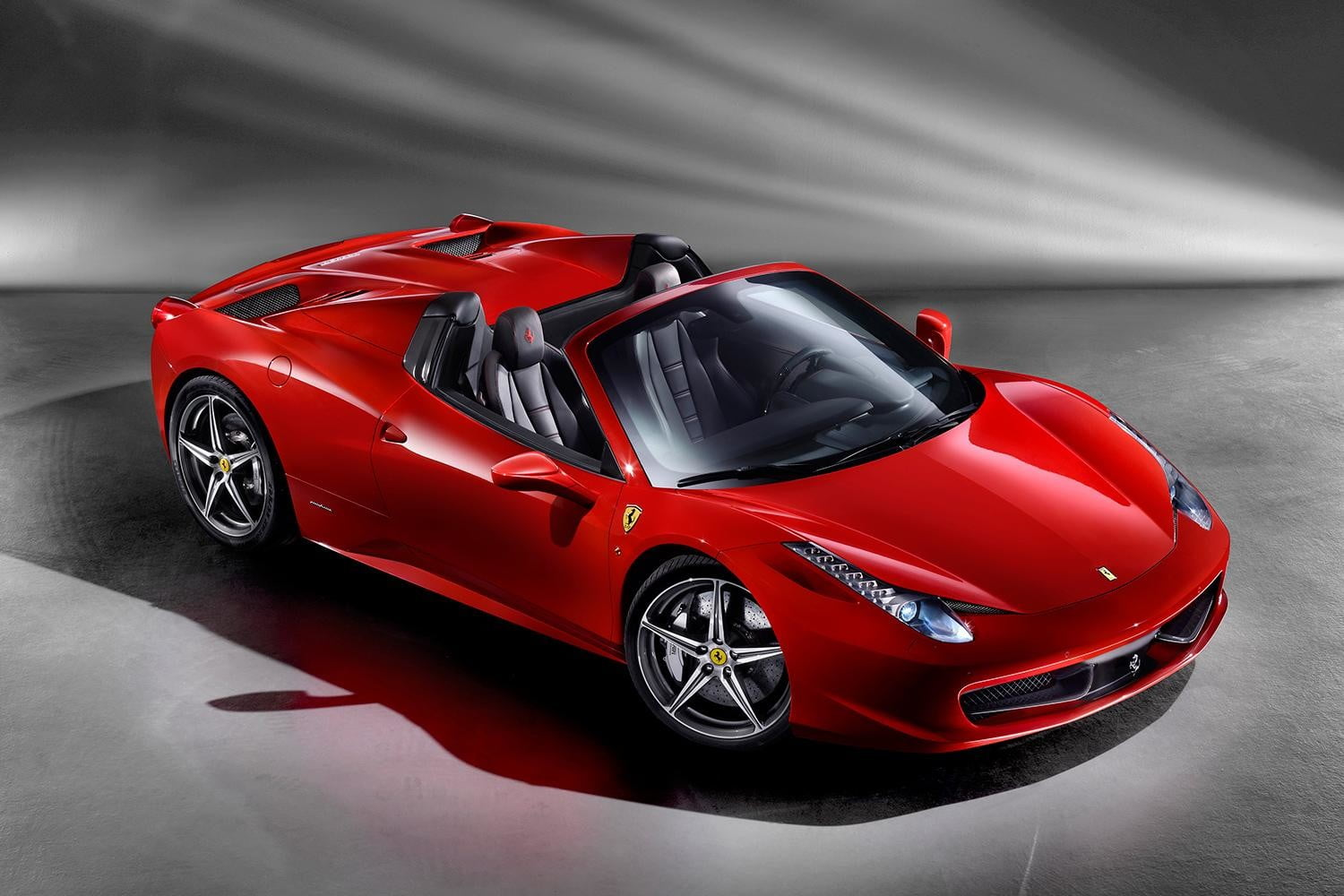 From 458 Italia to 308: the best Ferrari with V8