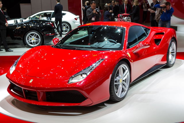 Ferrari 488 Gtb Official Pictures Performance And Specs 3