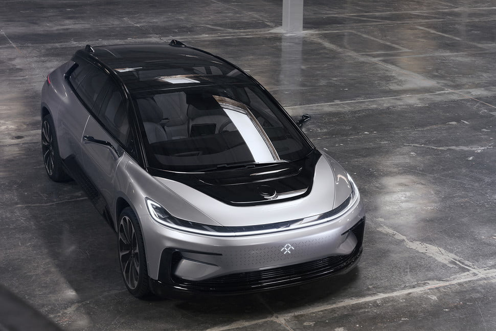 Faraday Future What You Need To Know About The Electric Car Company Digital Trends