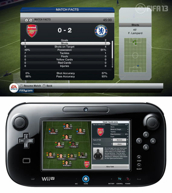 fifa 13 wii u fifa13 wiiu screenshot teamtalks drc wm