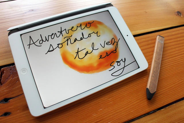 FiftyThree Pencil and Paper words