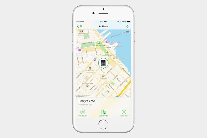 Find My iPhone Apple - how to track a phone