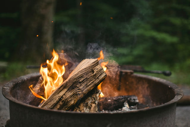 how your smartphone could save life outdoors fire in the hole