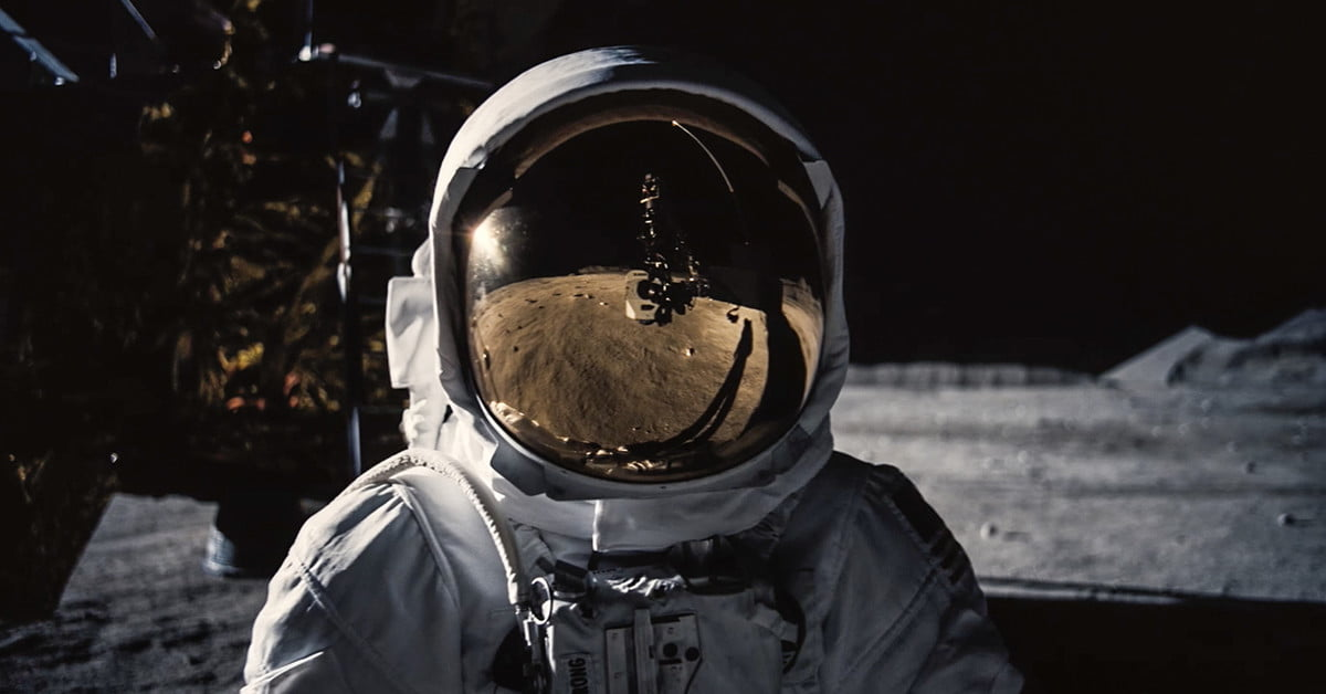 How First Man S Oscar Winning Vfx Made Old Footage New