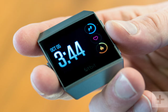 Fitbit Ionic Review A Fitness Tracker Gone Smartwatch Digital Trends