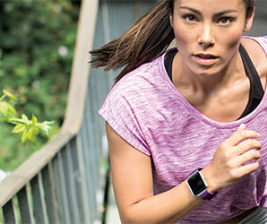 Looking to get in shape for the new year? Snag one of these fitness trackers