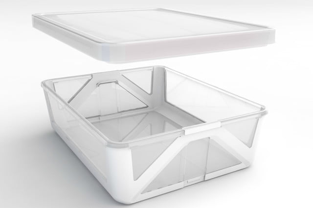 the foldflat is a collapsible food storage container 5