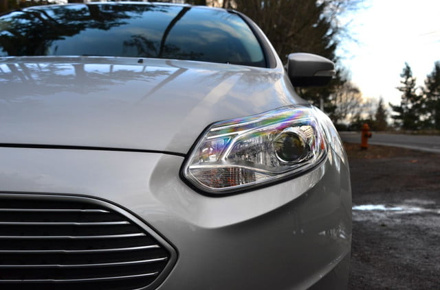 ford focus electric headlight