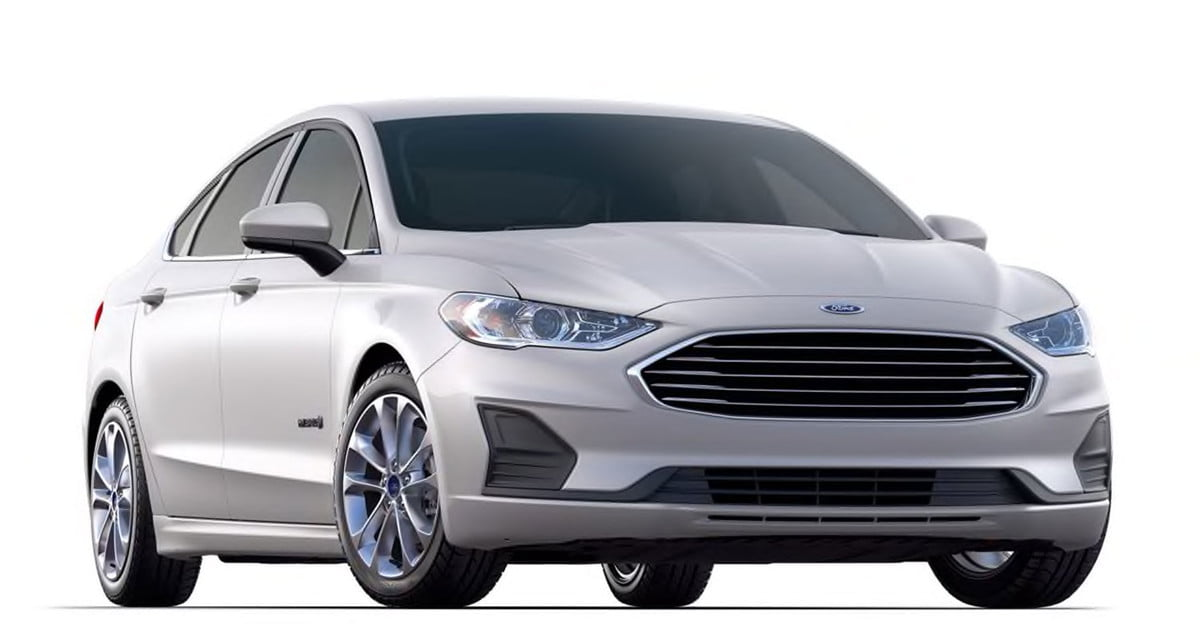 The 2019 Ford Fusion Energi Plug In Hybrid Is A Dying Breed
